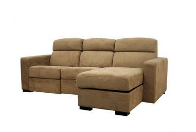 Contemporary Furniture Chaise on Modern Reclining Sectional Sofa W Storage Chaise At Furniture Depot
