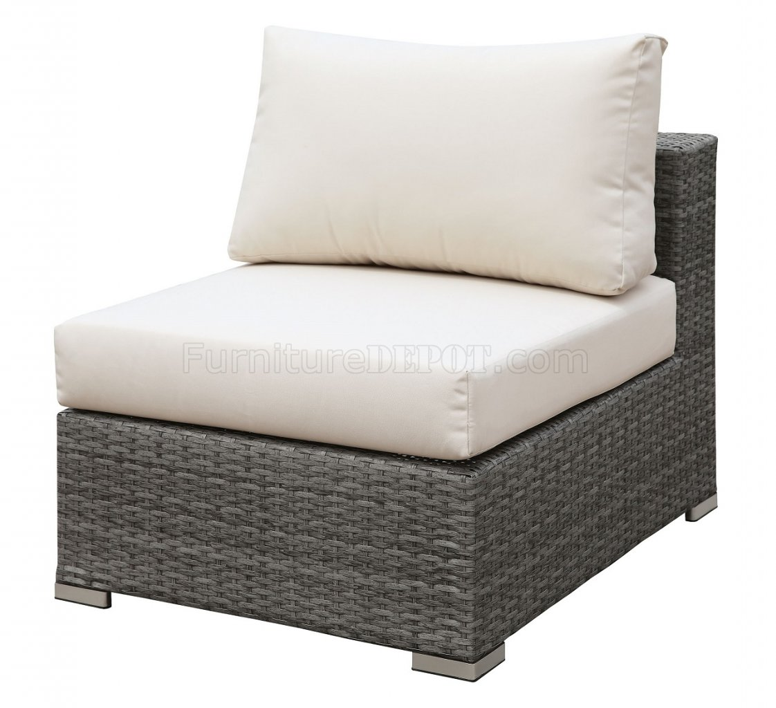 somani cmos21286 outdoor patio ushaped sectional sofa