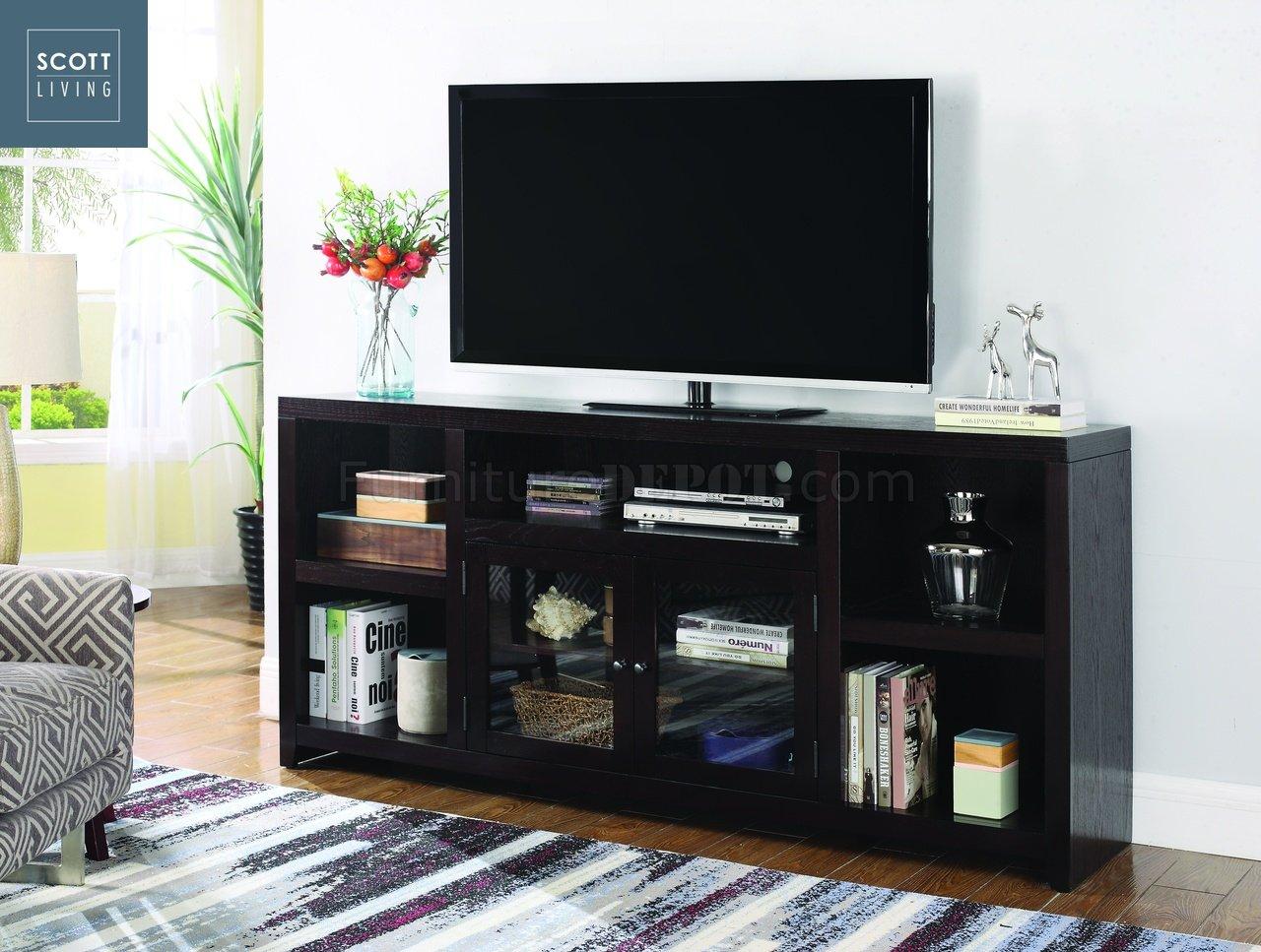 Breckinridge 701036 Scott Living Coaster Tv Stand