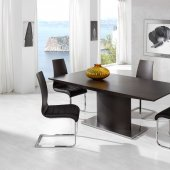Enrique Dining Table w/Extension with Optional Chairs by ESF