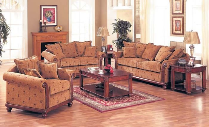 Contemporary design living room set for Types of living room furniture