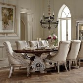 Merveilleux Orleans II 2168WW 118 Dining Table By Homelegance W/Options