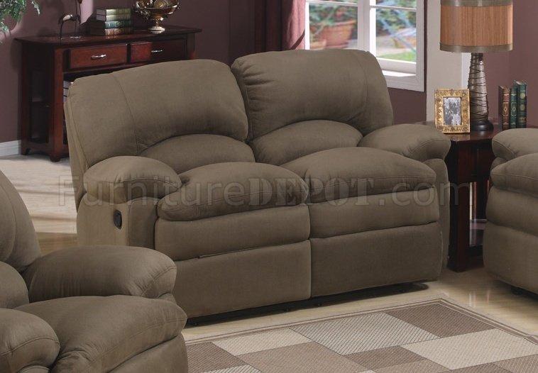 Sage Fabric Modern Motion Sofa W Optional Loveset Amp Recliner