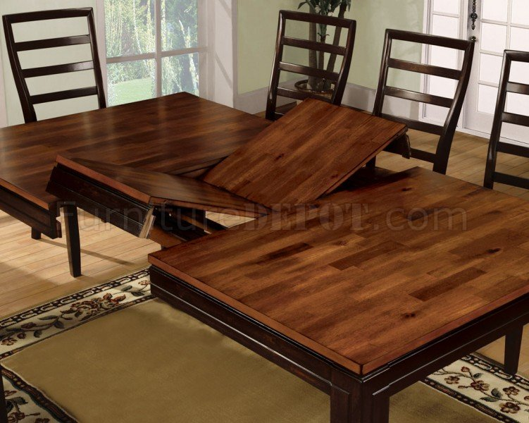 CM3151T San Isabel I Dining Table In Two Tone W/Options