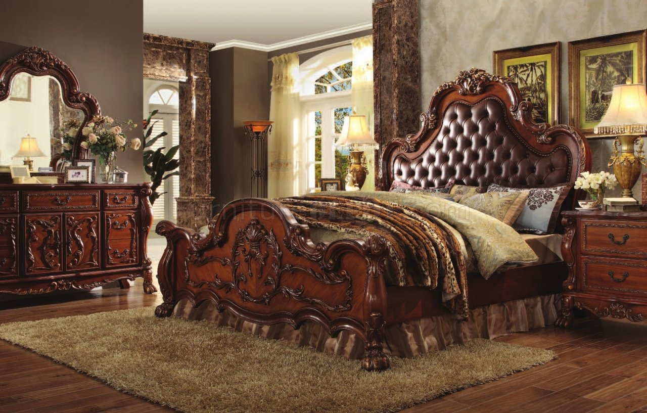 Traditional bedroom Sets and Classic Traditional bedroom furniture