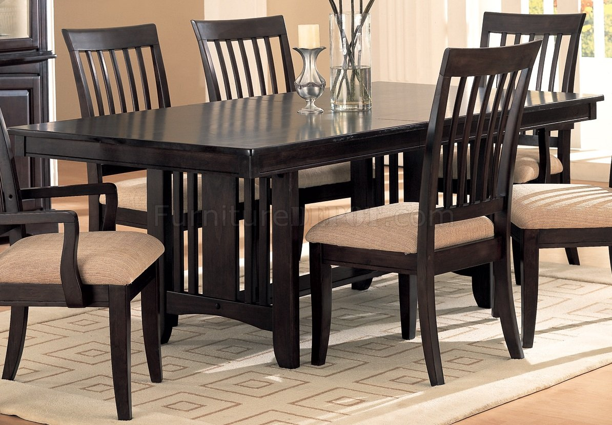 Finish Classic Dining Room Furniture