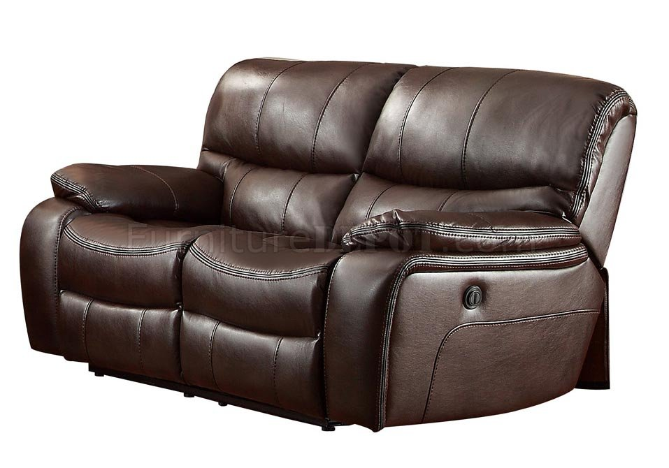 Pecos Power Motion Sofa 8480brw By Homelegance W Options