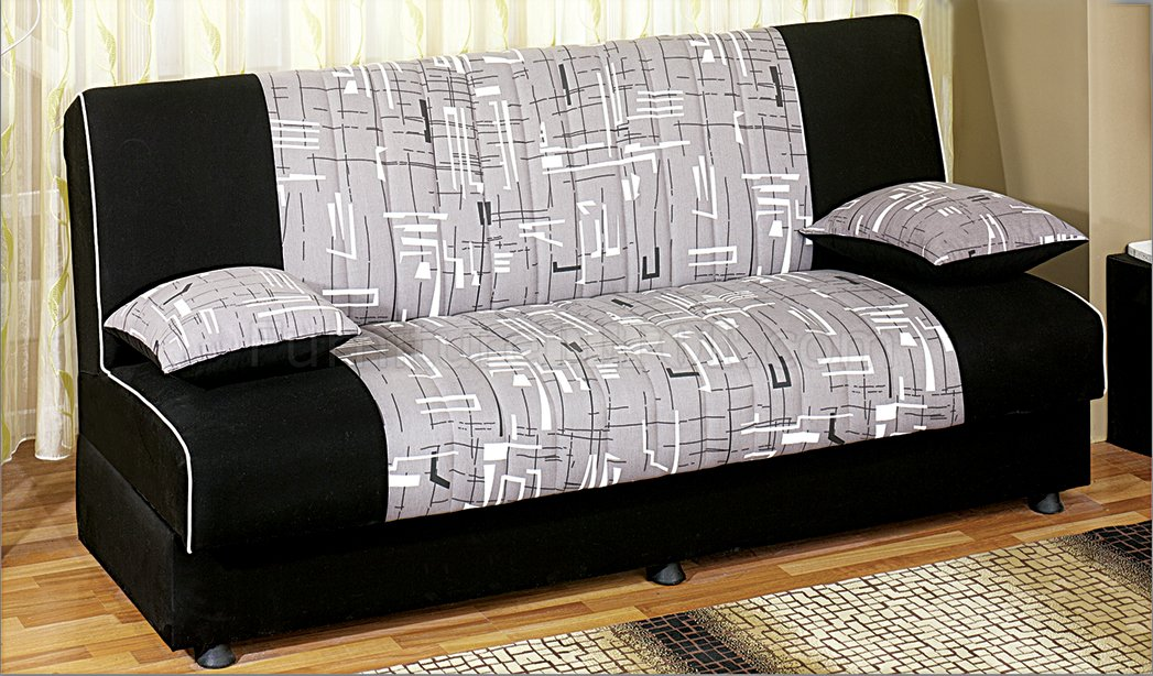 Couch Bed With Storage Part - 46: Furniture Depot