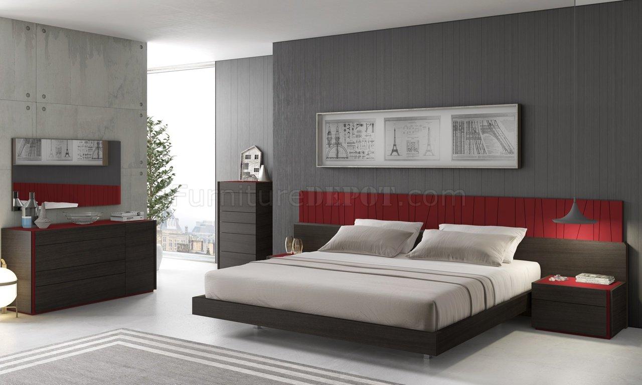 Lagos Premium Bedroom by J&M w/Optional Casegoods