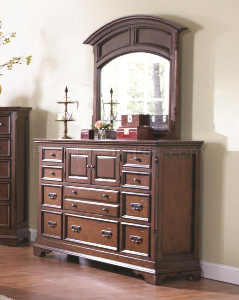 Savannah Bedroom Furniture 203591 Bedroom In Burnished Cognac By Coaster W Options