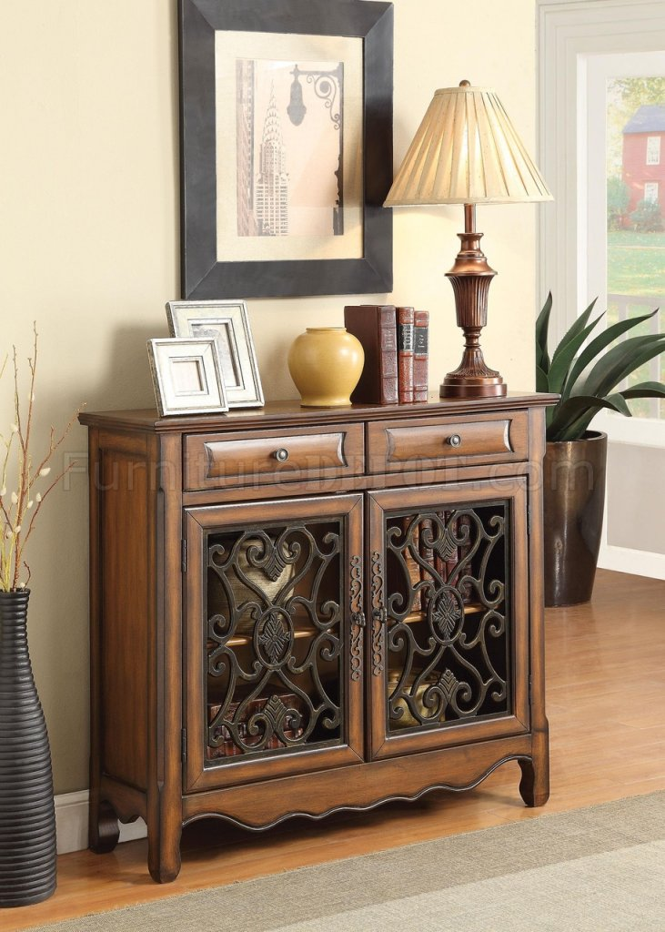 lower kitchen cabinets 950358 accent cabinet in brown by coaster 3864
