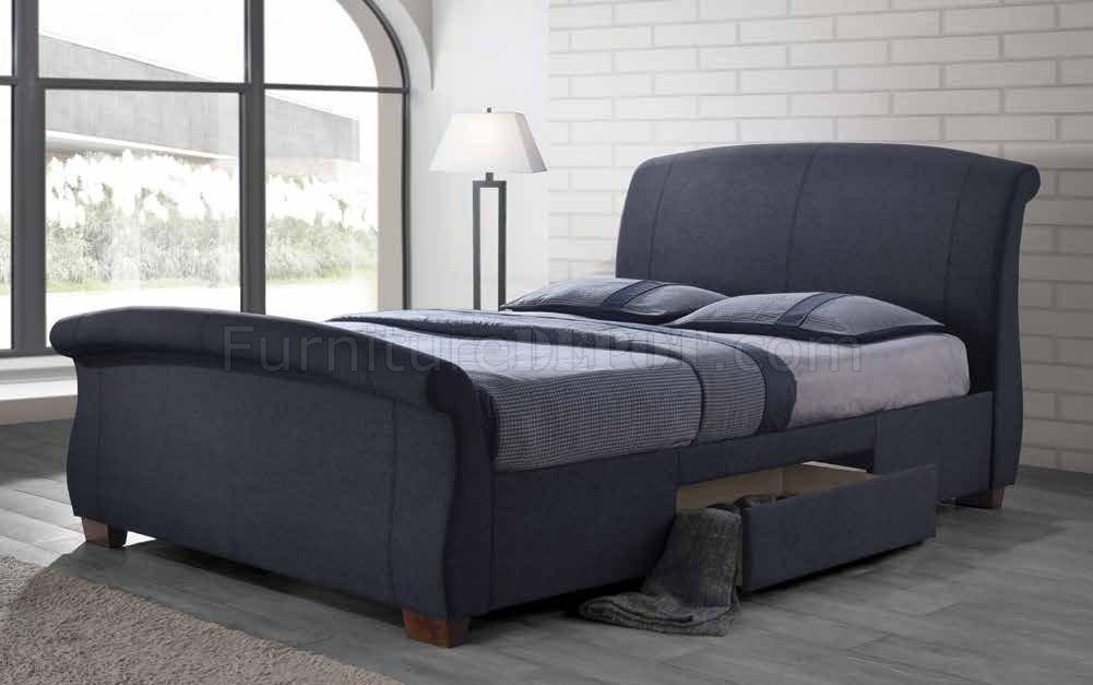 Tivoli Queen Storage Bed Frame