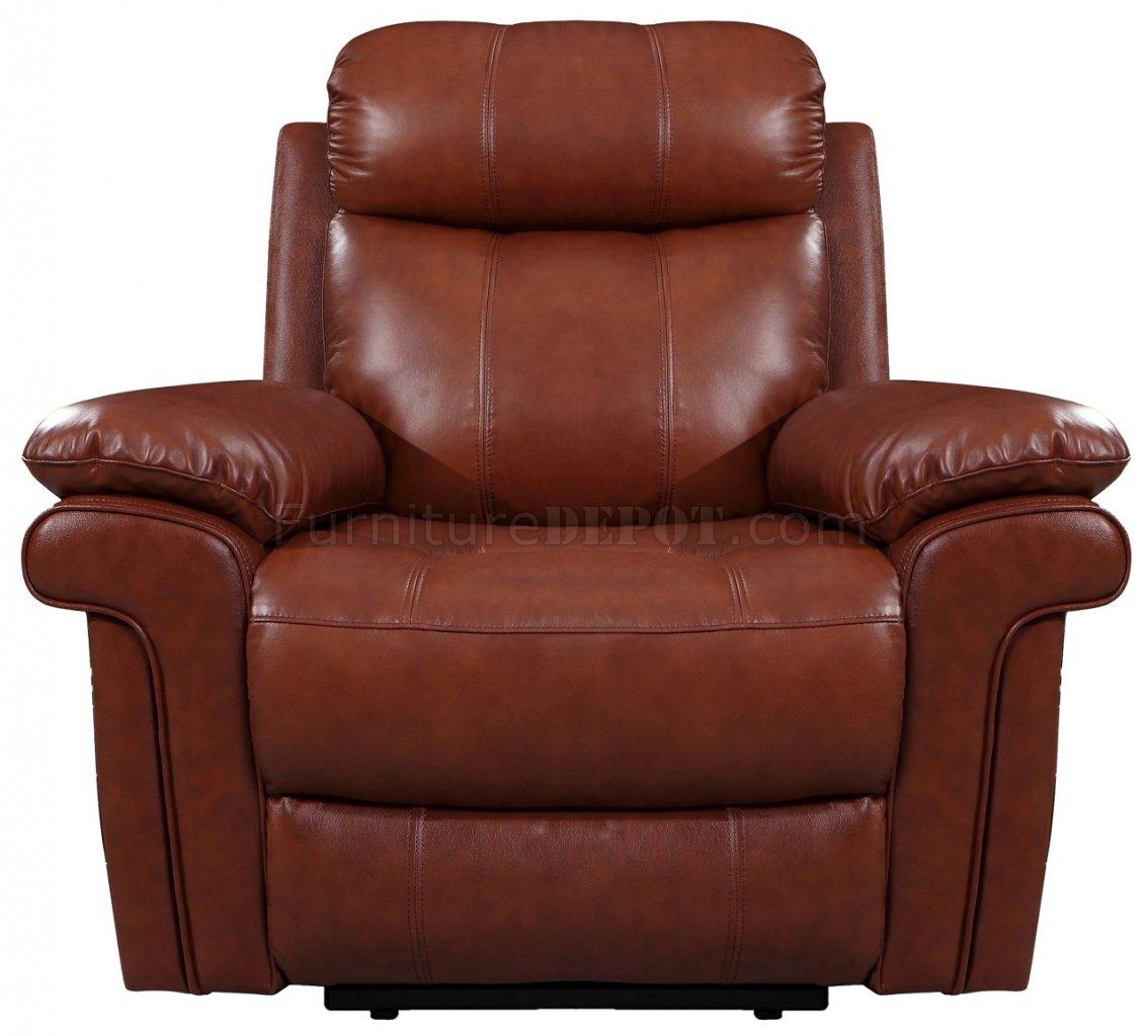 Joplin Sofa & Loveseat Power Recliners By Leather Italia W