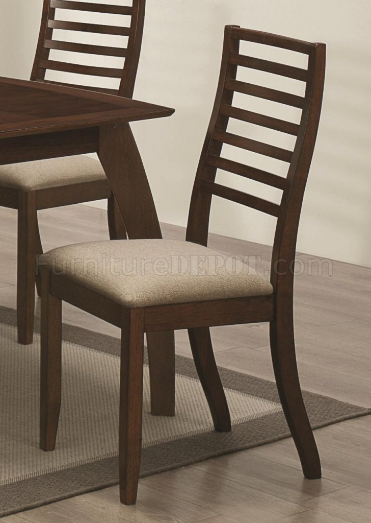 104951 Stanley 5Pc Dining Set By Coaster In Cappuccino W