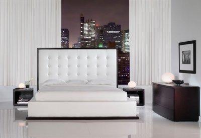 New Leather Bedroom Set Decoration Ideas