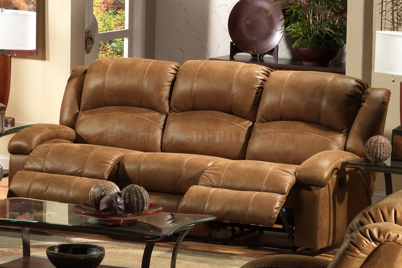Dawson Reclining Sofa Loveseat Set