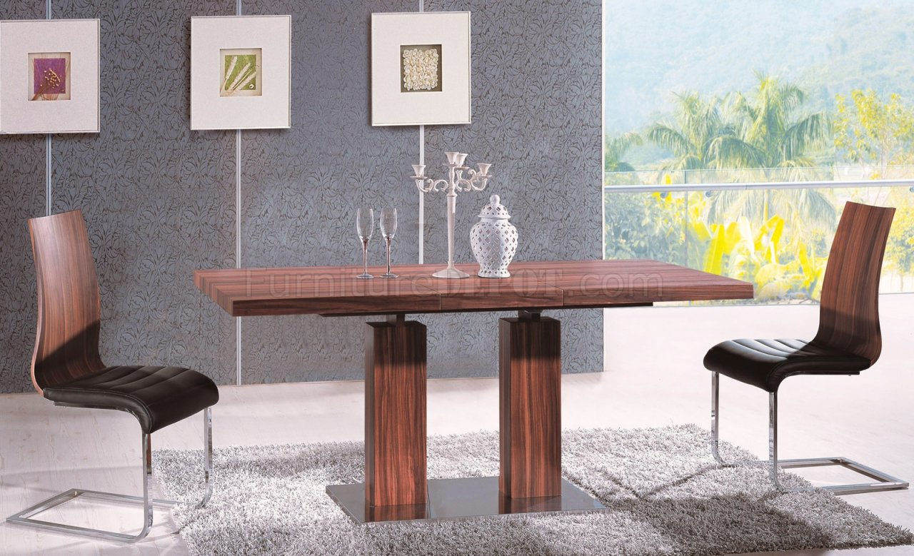 . VA9830 Dining Table by At Home USA w Options
