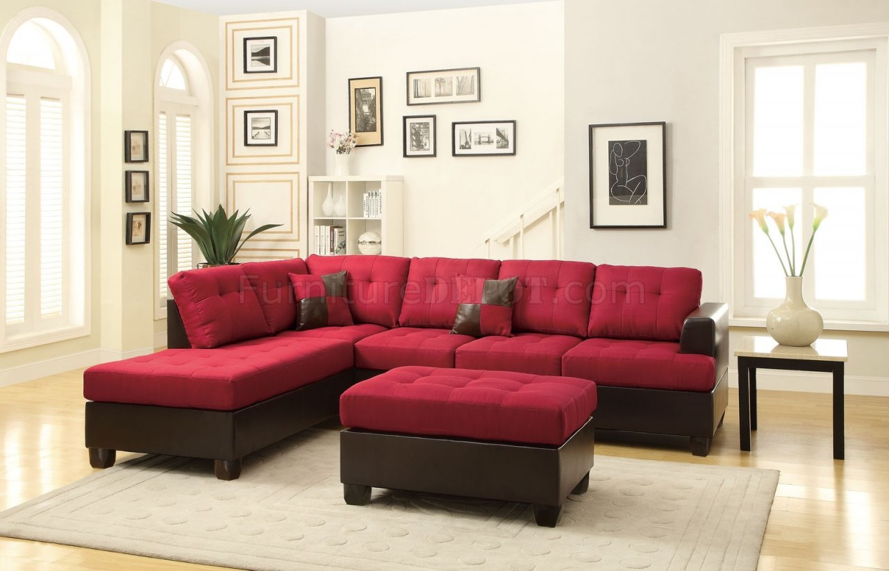 Completely new Fabric Sectionals - Microfiber sectional sofas, microsuede PG34