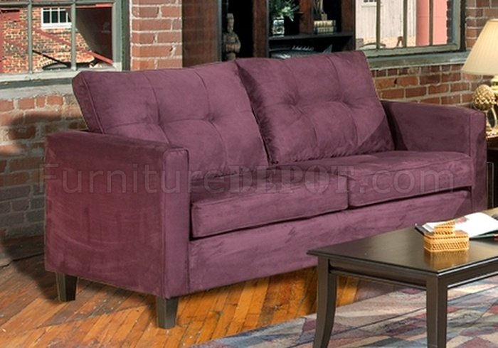 5900 Heather Sofa amp Loveseat Set in Eggplant Fabric by Chelsea : ecb9a315ed4d1922141a8e1d4fe6dc7aimage700x490 from www.furnituredepot.com size 700 x 490 jpeg 66kB