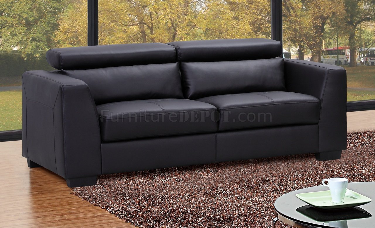 shanghai black leather modern sofa by jm furniture. black leather modern sofa by jm furniture