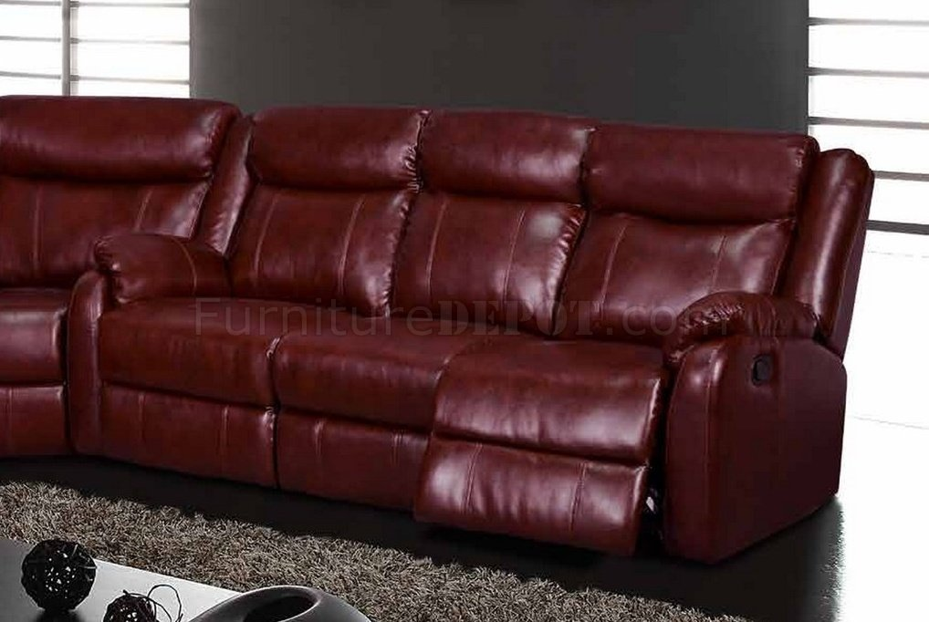 Burgundy sofa and loveseat revolution burgundy reclining sofa loveseat and glider Burgundy leather loveseat