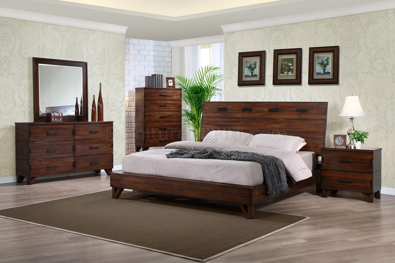 avalon 203751 bedroom by coaster w options