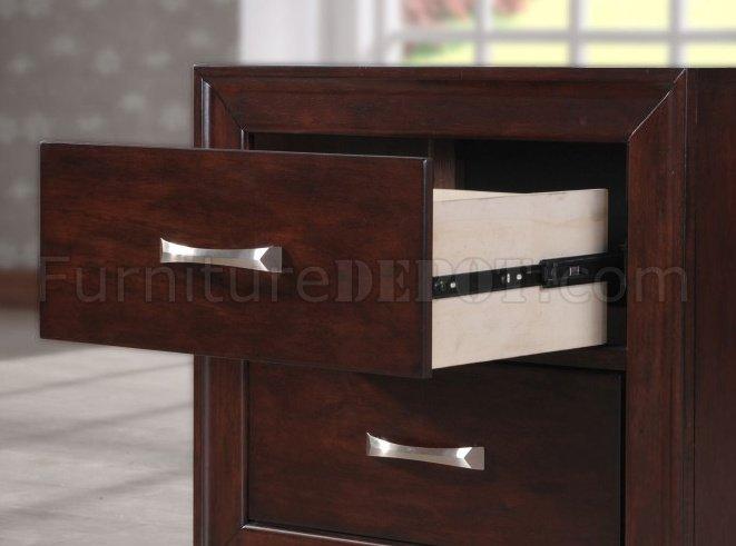2113 hendrick bedroom by homelegance in cherry w options for Hendricks furniture