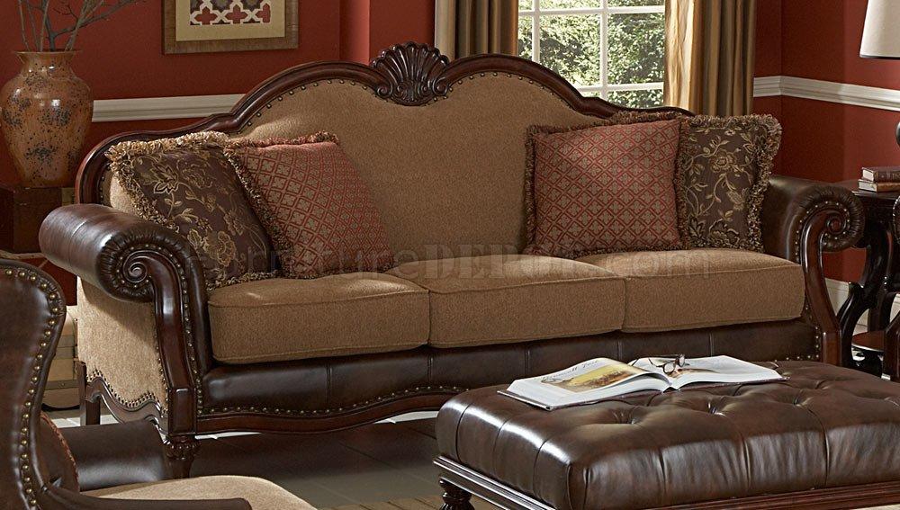 5668 winnfield sofa by homelegance w options for Designer sofas for less