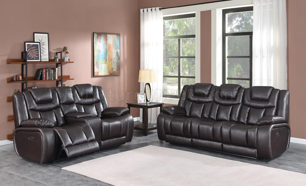 Superb U1706 Power Motion Sofa Espresso Leather Gel By Global W Options Frankydiablos Diy Chair Ideas Frankydiabloscom