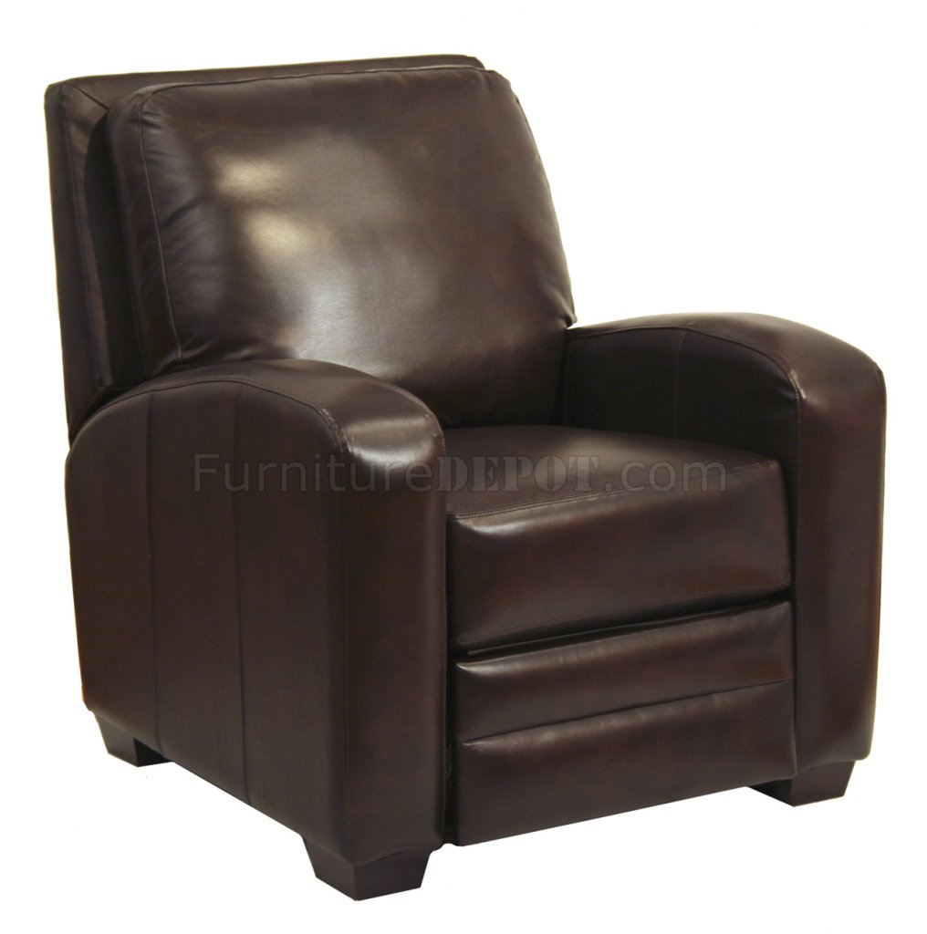 Cream Modern Recliner Chair Home Decoration Ideas