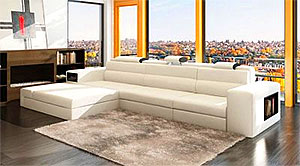 Gentil You Will Find Many Styles Of Leather Sectional Living Room Sets In Our  Catalogue. There Are Executive Style Leather Sectionals That Truly Are A  Timeless ...