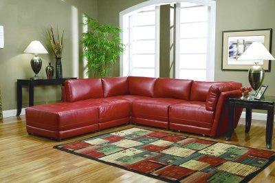 Leather Living Room Furniture on Living Room Furniture