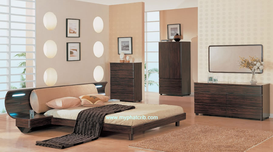 Bedroom Set GFBS Rio - $2,200.00 : modern furniture :  interior design interior modern bedroom furniture home ideas