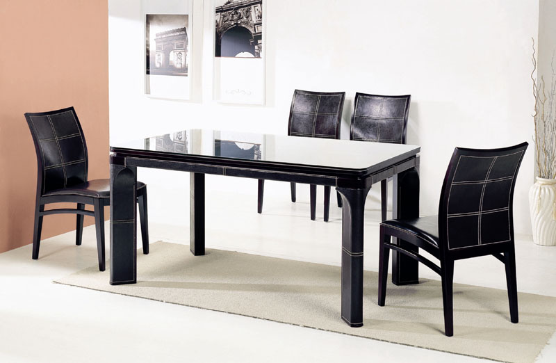 GFDS 3110DT+3110DC - $1,150.00 : modern furniture :  interior design dining table modern